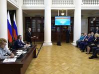 """Путин: если использовать борьбу с коррупцией ради саморекламы, можно получить """"арабскую весну"""""""