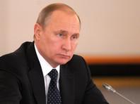 Путин первым подтвердил, что из-за взрыва в метро в Петербурге погибли несколько человек