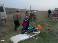 В Астрахани столкнулись две маршрутки: 8 пострадавших