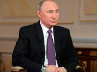 """Президент РФ Владимир Путин заявил, что при администрации президента США Дональда Трампа уровень военного доверия деградировал по сравнению с тем, что был при администрации Барака Обамы. Об этом он сказал телерадиокомпании """"Мир"""" в интервью, полный текст которого опубликован на сайте Кремля"""