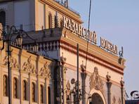 Казанский вокзал Москвы эвакуирован из-за подозрительного предмета