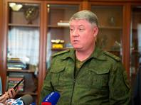 Начальник управления Росгвардии по Астраханской области Павел Дегтярев