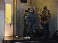 В Петербурге произошел взрыв около библиотеки. Пострадал подросток