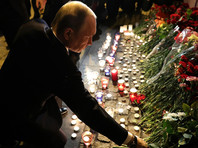 Меркель, Олланд и Абэ выразили соболезнования Путину в связи с терактом в Санкт-Петербурге
