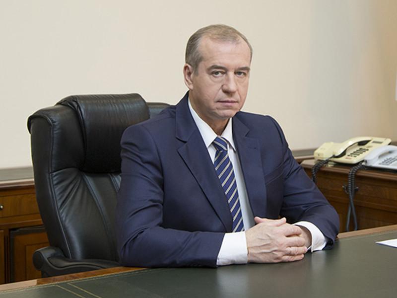 Власти Иркутской области попросили прокуратуру и Роскомнадзор установить, кто распространил ложную информацию о смерти губернатора региона Сергея Левченко