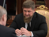 """Кадыров пожаловался Путину на """"провокационные статьи"""" о Чечне"""
