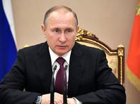 Путин осудил удары США по авиабазе в Сирии, сообщил Песков