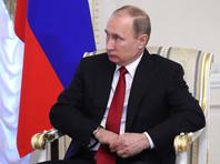 """""""Президент принимает в Кремле госсекретаря США Тиллерсона и министра иностранных дел РФ Лаврова"""", - подтвердил Песков, не вдаваясь в подробности"""