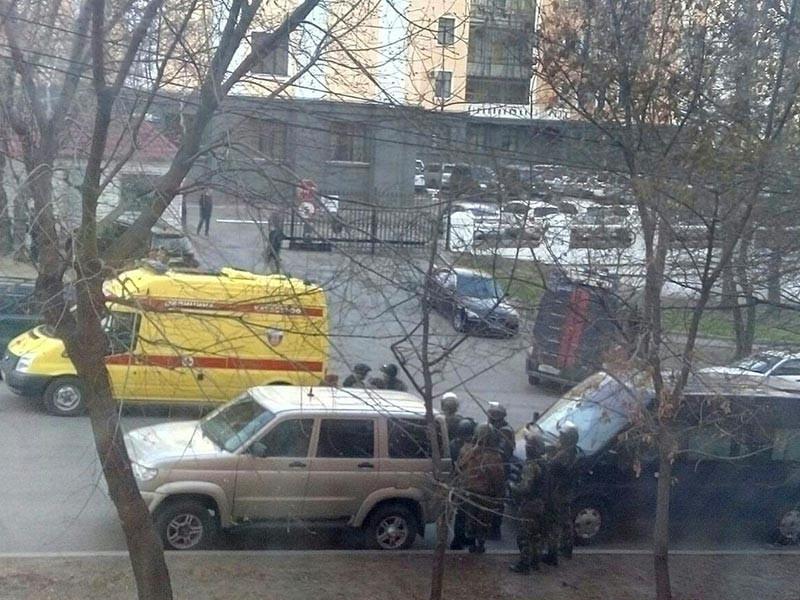 """""""Исламское государство""""* взяло на себя ответственность за атаку приемной ФСБ в Хабаровске"""