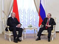Путин объявил об урегулировании всех споров с Белоруссией после встречи с Лукашенко