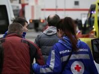 В результате взрыва на данный момент пострадавшими считаются около 50 человек