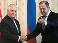 В Москве прошла встреча Лаврова и Тиллерсона. Не исключено, что по ее итогам они пойдут с докладом к Путину