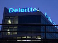 СК провел обыски в московском офисе компании Deloitte