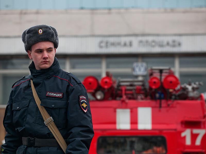 О якобы заложенной бомбе на синей линии петербургского метрополитена на протяжении двух дней сообщал 13-летний школьник