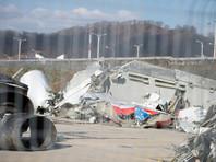"""Эксперт выдвинул версию о """"постороннем"""" человеке в кабине упавшего в Черное море Ту-154"""