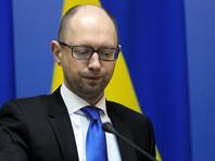 СК объявил о намерении привлечь Яценюка по обвинениям в боях в Чечне