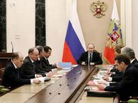 Путин и члены Совета безопасности осудили нападение на  полицейских в Париже