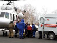 На Камчатке при жесткой посадке вертолета  пострадали три человека, в том числе иностранцы