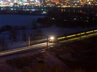 На западе Москвы столкнулись электричка и поезд дальнего следования, более 20 пострадавших