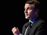 Кремль назвал беспочвенными обвинения из Франции в хакерских атаках на штаб Макрона