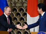Путин встретится с премьер-министром Японии Синдзо Абэ 27 апреля, сообщил Кремль