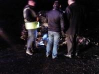 В Орловской области ВАЗ столкнулся с грузовиком: пять человек погибли