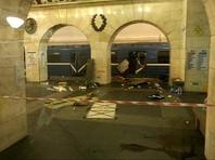 СМИ: следователи не исключают версию о террористе-смертнике в петербургском метро