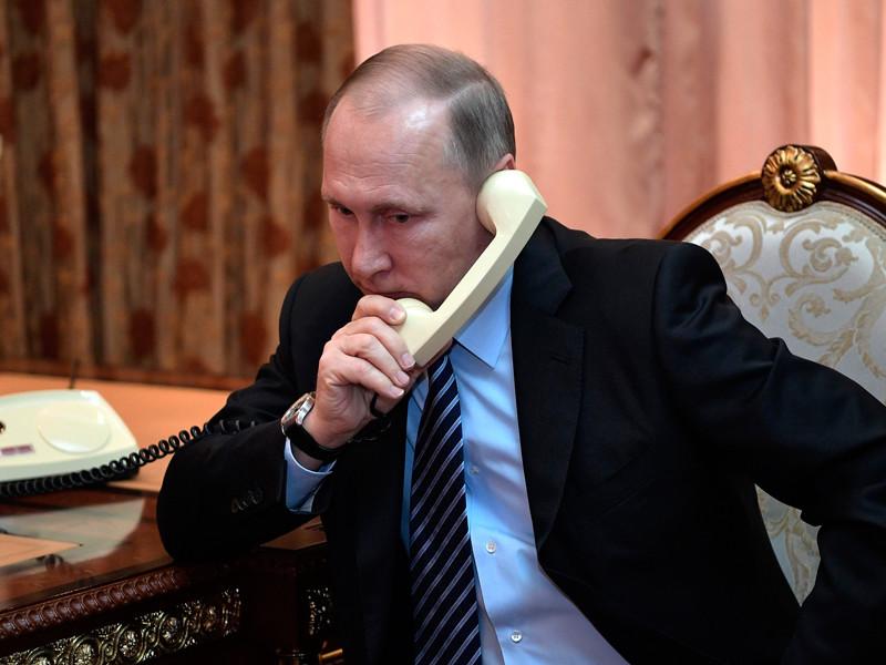 Путин и Порошенко вновь провели тайные 20-минутные переговоры
