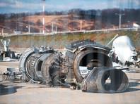 СК опроверг версию о крушении Ту-154 под Сочи из-за перегрузки