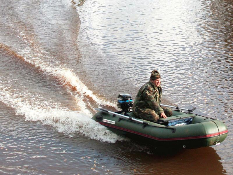 В Уфе жителя затопленного района оштрафовали за использование лодки, на которой он доставлял к врачу внучку