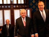 В Кремле заявили, что Тиллерсон не рассказывал Путину о плане Трампа по отстранению Асада