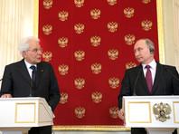 """Кроме того, в ходе пресс-конференции Путин отметил, что происходящее в последние дни сильно напоминает события 2003 года, """"когда представители США в Совбезе показывали якобы химическое оружие обнаруженное в Ираке"""""""