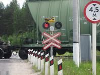 В Иркутской области грузовой поезд насмерть сбил двух подростков на мопеде