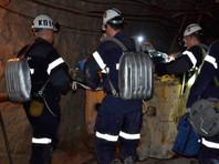 На поверхность подняли тело одного из шахтеров, погибших при обвале в Челябинской области