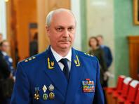 Главный военный прокурор Фридинский написал заявление об отставке