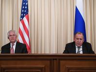 В Москве прошла встреча Путина и Тиллерсона: США и РФ не договорились по Украине и Сирии