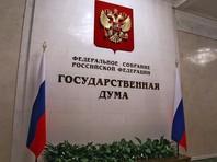 Дума в первом чтении приняла законопроект, приравнивающий встречи депутатов с избирателями к митингам