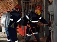 В Челябинской области обрушение на золотодобывающей шахте
