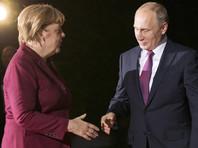 В Кремле назвали дату и место предстоящей встречи Путина с Меркель