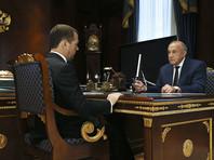 19 февраля 2014 года Александр Соловьев был назначен временно исполняющим обязанности главы Удмуртской Республики. В сентябре 2014 года, в единый день голосования, Александр Соловьев избран главой Республика Удмуртия, набрав 84,84% голосов избирателей