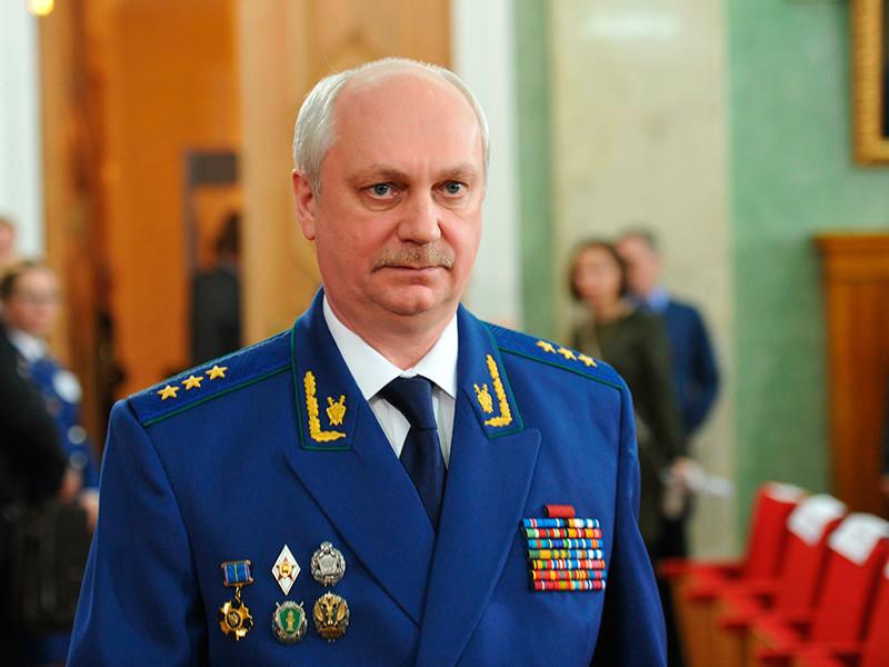 СМИ узнали об отставке главного военного прокурора Фридинского