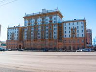 """Посольство США в Москве попросило американцев быть бдительными из-за """"антиамериканских настроений"""" в России"""
