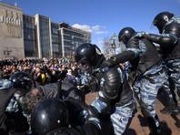 """Еще один полицейский, пострадавший на акции 26 марта, оказался потерпевшим по """"болотному делу"""""""
