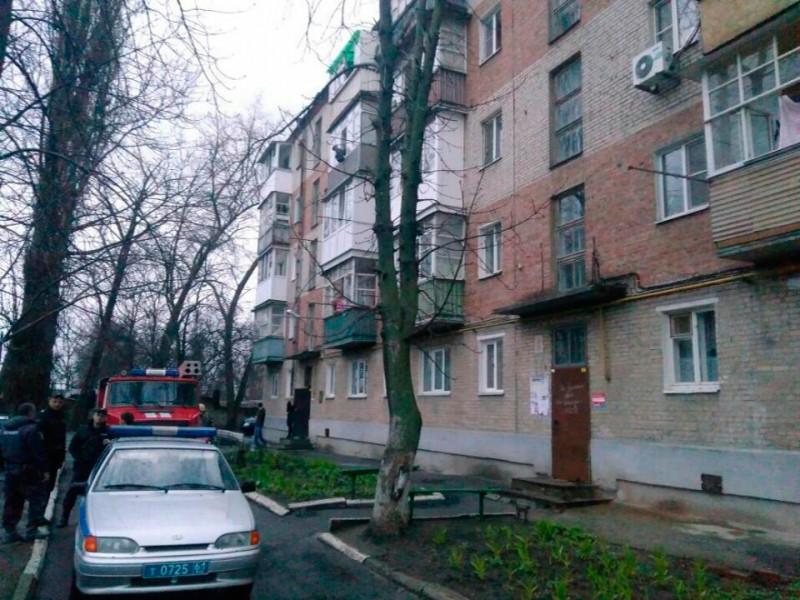 Уголовное дело возбуждено по факту взрыва бытового газа в пятиэтажке в Таганроге
