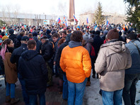 "В Томске после митинга ""Он нам не Димон"" ""гайд-парк"" перенесли в промзону"
