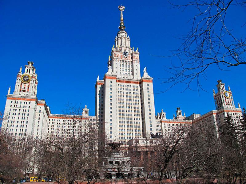 Лучший результат среди российских вузов показал МГУ им. Ломоносова - 145-е место, +27 позиций