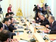 """Глава МИД Катара в Москве рассчитывает """"нащупать общую почву"""" по Сирии"""