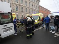 Двое пострадавших при теракте в Петербурге скончались