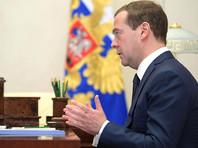 Медведев сообщил президенту, что экономика России вошла в стадию роста, а промышленность поднимается