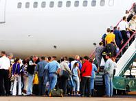Россия вводит контроль авиапассажиров на границе с Белоруссией